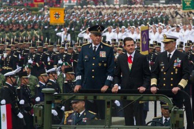Cienfuegos fue el primer ex secretario de la Defensa en ser acusado de nexos con el narcotráfico (Foto: Moisés Pablo/ Cuartoscuro)