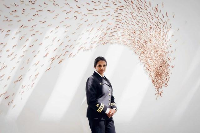 Snigdha Vallabhaneni, experta en infecciones micóticas y epidemióloga de la CDC. Foto: Melissa Golden para The New York Times