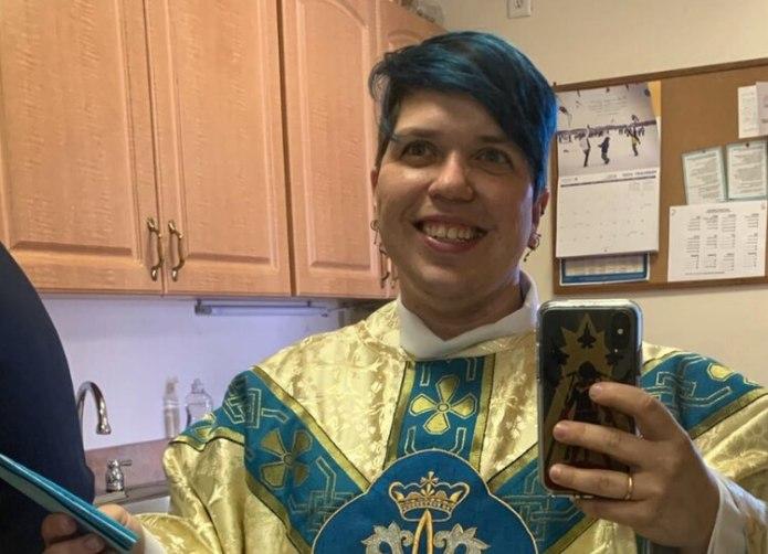 Creció en una comunidad católica de descendientes de polacos en Chicago y siempre quiso dedicarse a la religión. (@KPacyniak, Twitter)