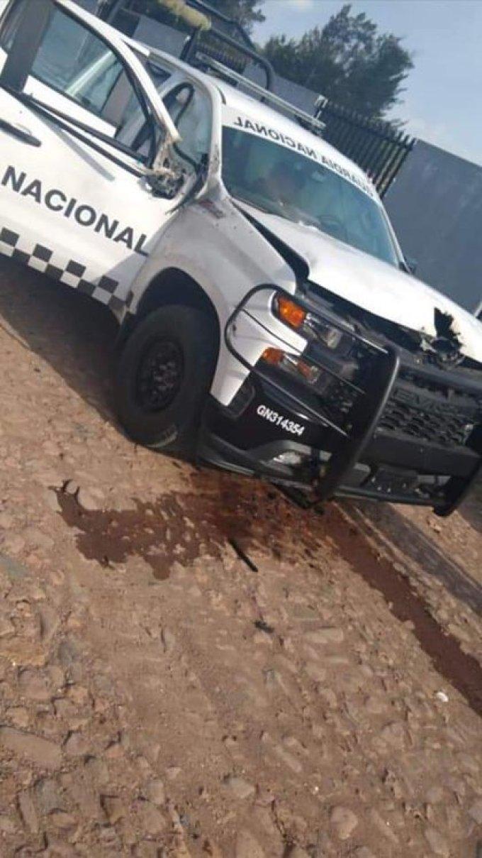 El CJNG aumenta el nivel de afrenta con el gobierno mexicano (Foto: Twitter/fernand17704066)