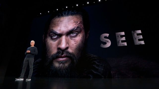 """""""See"""" es una de las series que se podrá comenzar a ver en Apple TV Plus."""