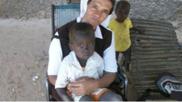 Gloria Cecilia Narváez, monja colombiana secuestrada en Mali.
