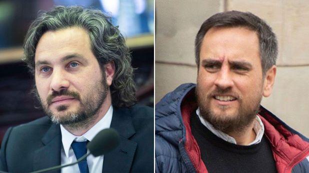 Gabinete Nacional - Santiago Cafiero y Juan Cabandie