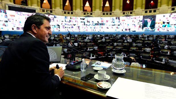 camara diputados sesion remota proyectos consensuados 1