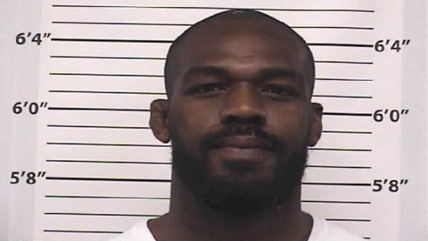 La detención de Jon Jones