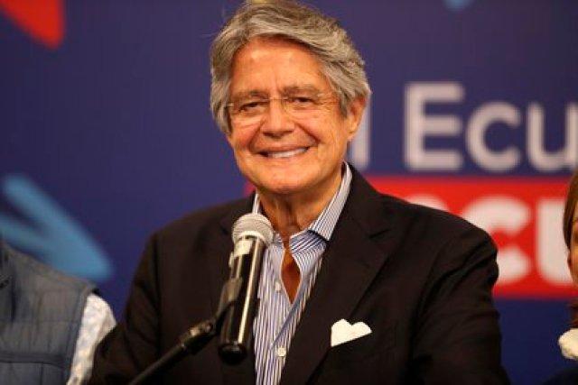 El presidente electo de Ecuador, Guillermo Lasso (EFE/ José Jácóme)