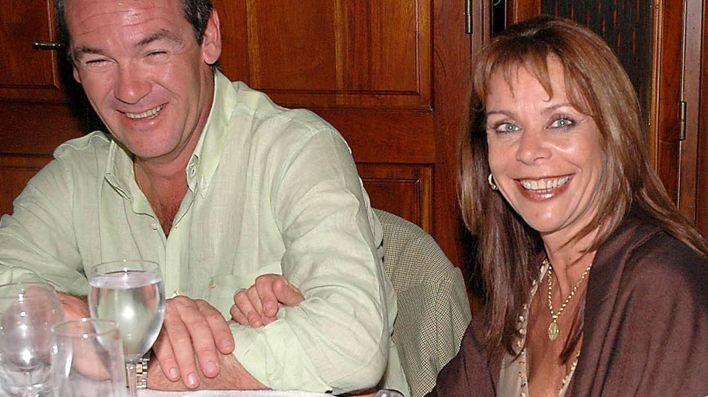 Nora Dalmasso y Marcelo Macarrón, hoy el viudo está acusado por el crimen  de su esposa