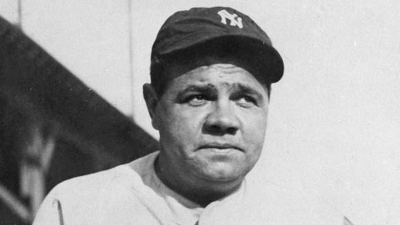 Babe Ruth( AP)