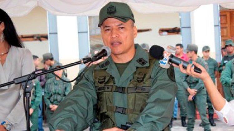General Jesús Alberto Milano Mendoza