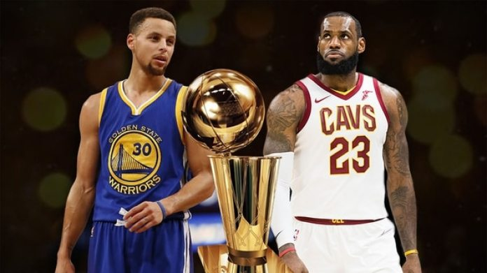 Stephen Curry y Lebron James son las dos grandes figuras de las Finales de la NBA