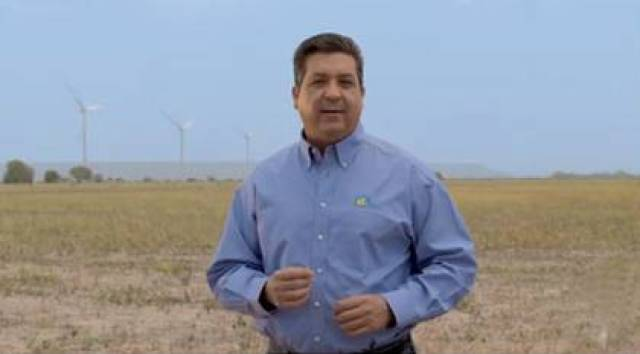 Francisco García Cabeza de Vaca, Gobernador de Tamaulipas Foto: Twitter / @fgcabezadevaca