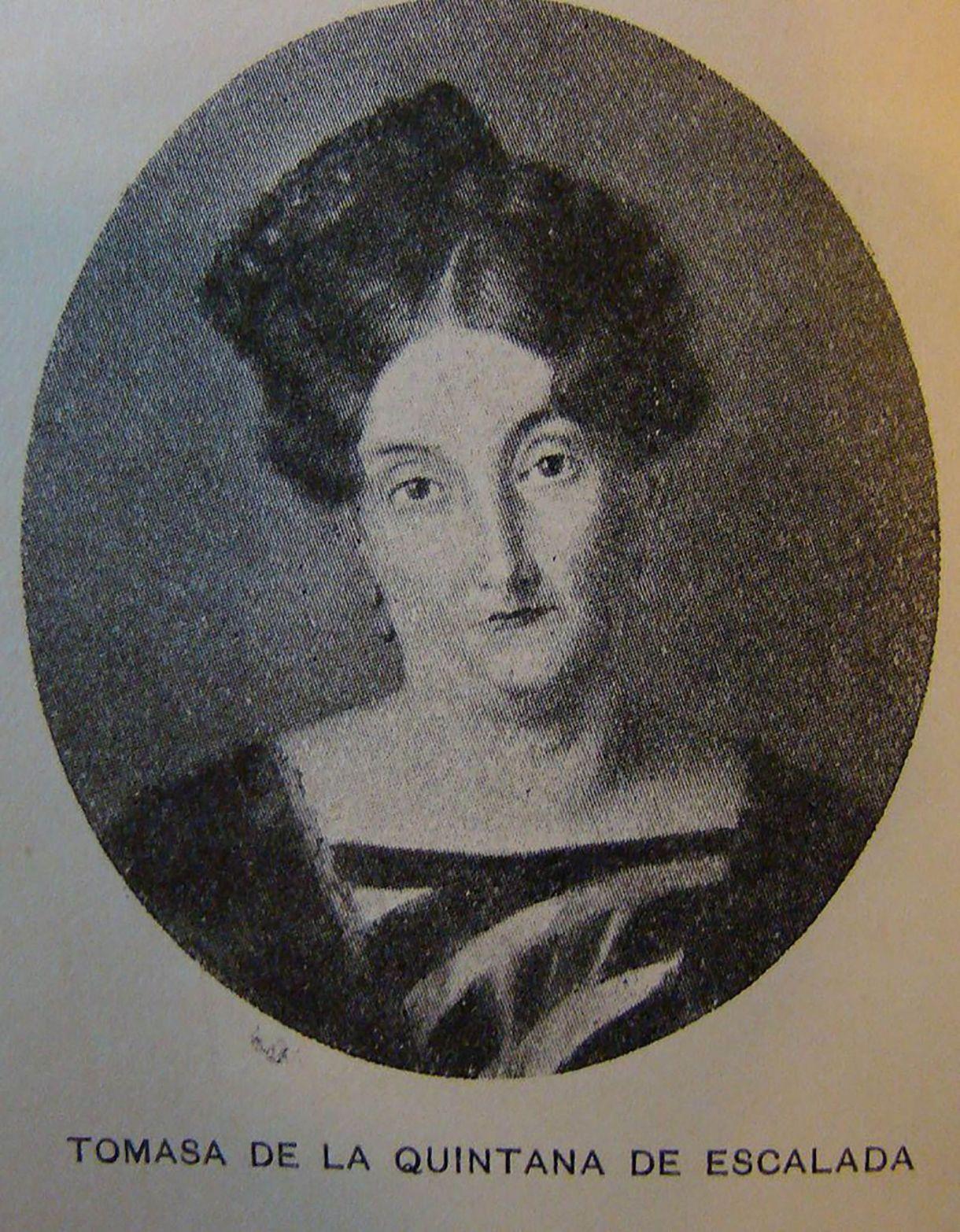 Tomasa de la Quintana, madre de la joven, se opuso a la relación con San Martín
