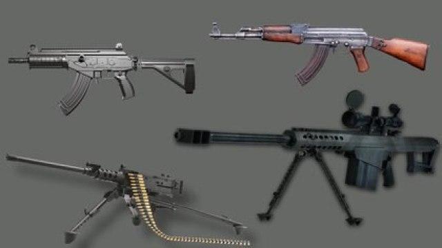 Además de Rápido y Furioso existieron los operativos Gunrunner y Wide Receiver (Foto: especial)
