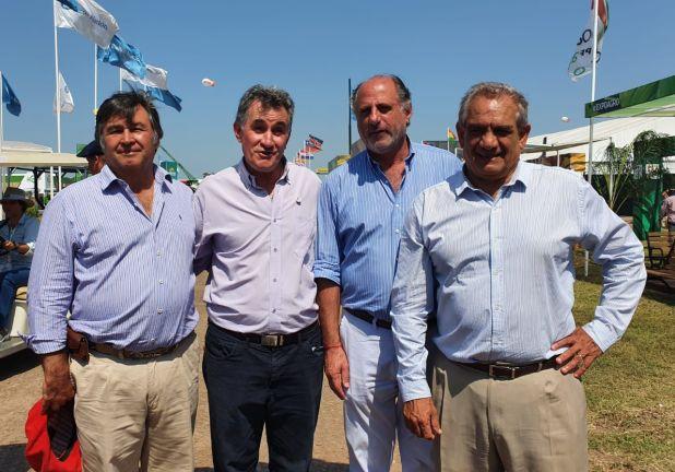 Los integrantes de la Mesas de Enlace rural vienen expresado su preocupación por las medidas del gobierno que afectan al negocio agropecuario