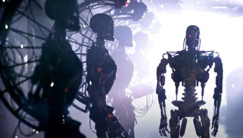"""Una escena de la película """"Terminator"""" que tiene un argumento muy similar donde los robots quieren exterminar a la raza humana Foto: (Captura de pantalla película """"Terminator"""")"""