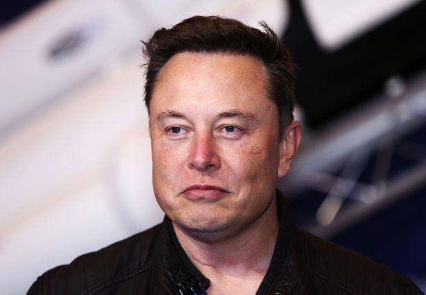 Elon Musk (Bloomberg)