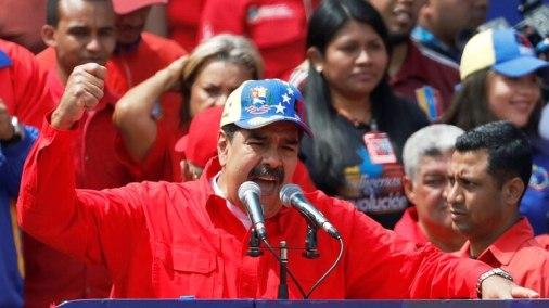 Nicolas Maduro (REUTERS/Manaure Quintero NO RESALES. NO ARCHIVES)