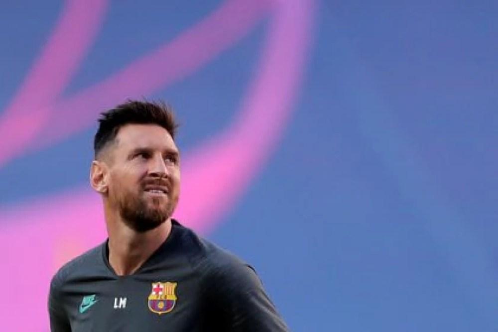 Lionel Messi pudo haber jugado su último partido en el Barcelona en la caída por 8 a 2 ante el Bayern Múnich en la Champions League (Reuters)