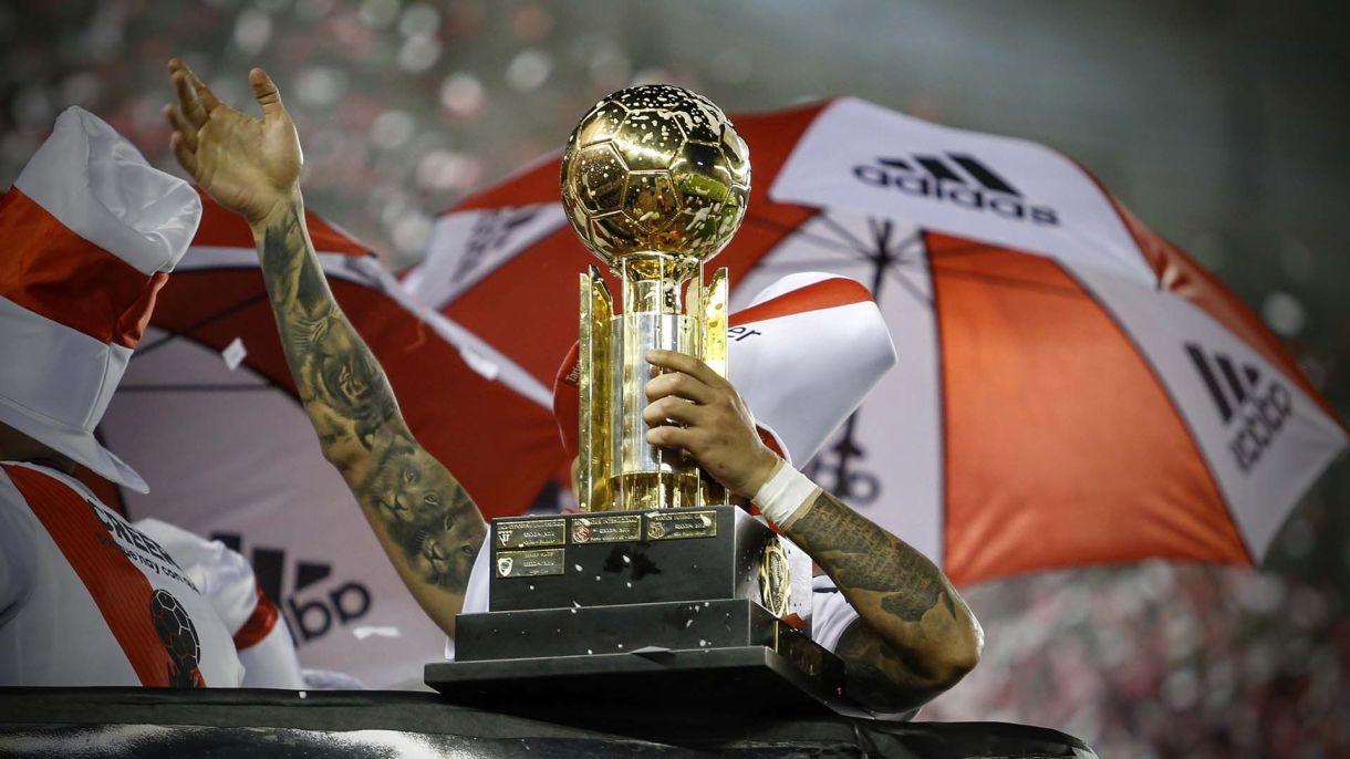 River conquistó su tercera Recopa Sudamericana de la historia