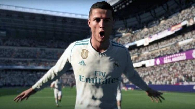 Los primeros videos de FIFA 19 con Ronaldo en el Real Madrid