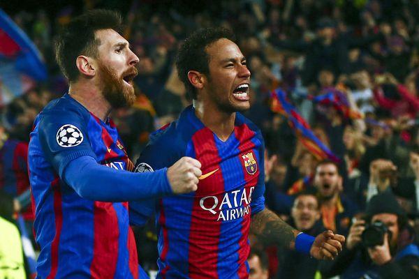 Messi y Neymar son los abanderados del Barcelona de Luis Enrique (EFE)