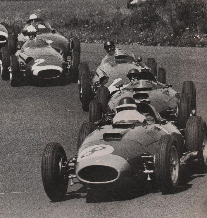Fangio Nurburgring 1957