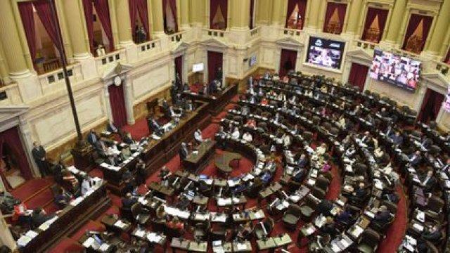 Diputados dio media sanción al proyecto con 241 votos afirmativos y 3 abstenciones (Maximiliano Luna)