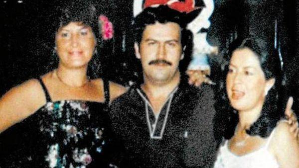 """Alba Marina, la hermana de Escobar, fue su confidente y desmiente a Vallejo: """"Sólo su mujer María Victoria fue el amor de su vida"""""""