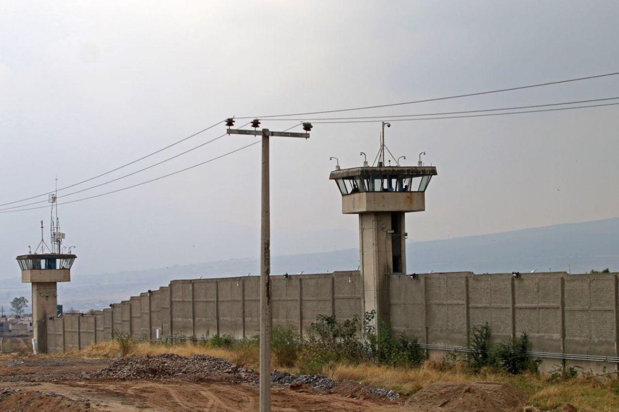 El complejo penitenciario Puente Grande, en Jalisco (Foto: FERNANDO CARRANZA GARCIA / CUARTOSCURO)