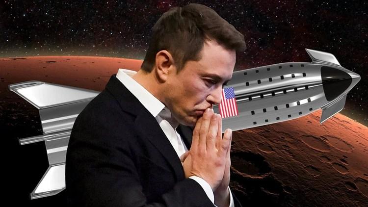 Elon Musk se propuso hace muchos años conquistar Marte (BI)