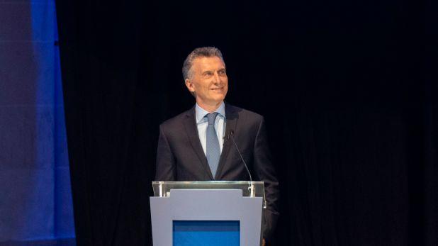 Mauricio Macri (Foto: Adrián Escandar)