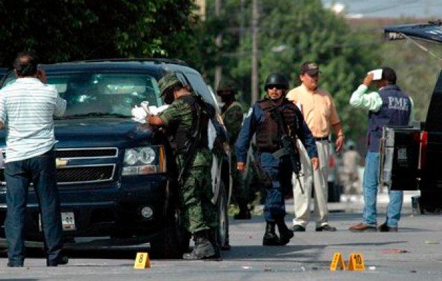 De acuerdo con las cifras del gobierno federal, junio se posicionó como el cuarto mes más violento del año, sólo por detrás de marzo (2,585), abril (2,492) y mayo (2,423) (Foto: EFE/Marcos Esquivel/Archivo)