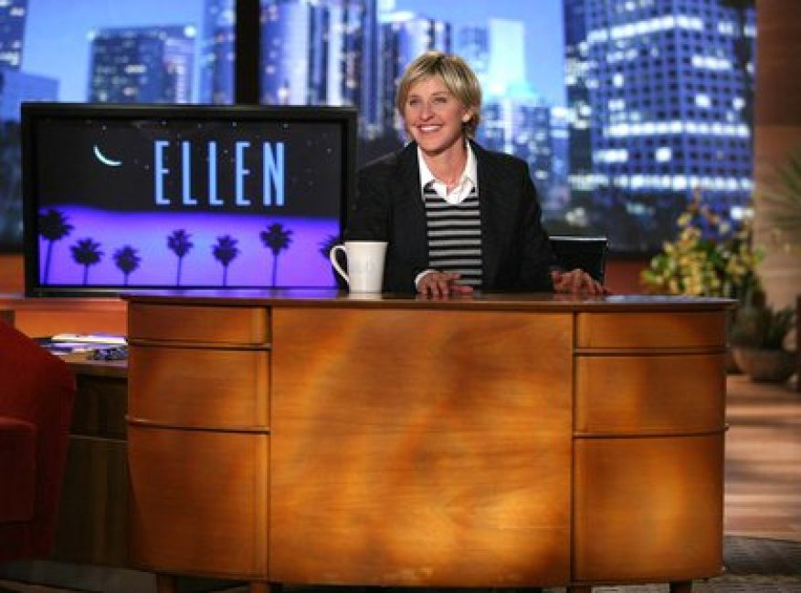 Since the start of her new season, Ellen has been more personable and even changed her hairstyle, in an attempt to refresh her image (Photo: Shuttersrock)
