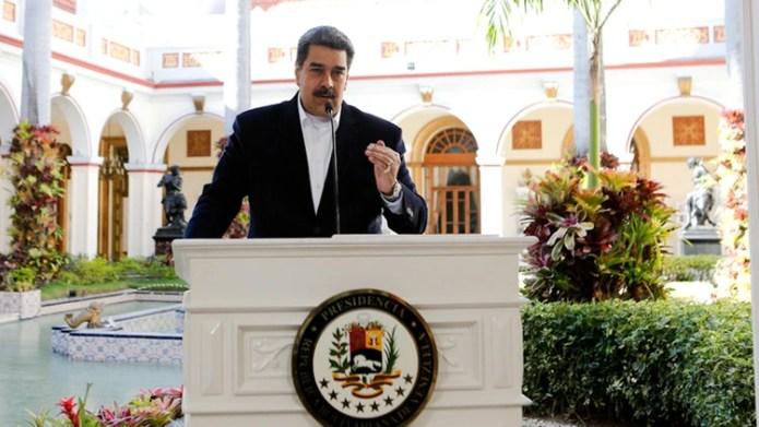 Nicolás Maduro quiere coordinar con Colombia un plan para evitar contagios