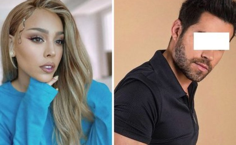 The actress was in a relationship with Eleazar