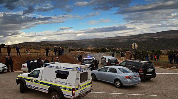 Medio millón de personas al año son víctimas de violaciones en Sudáfrica (AFP)