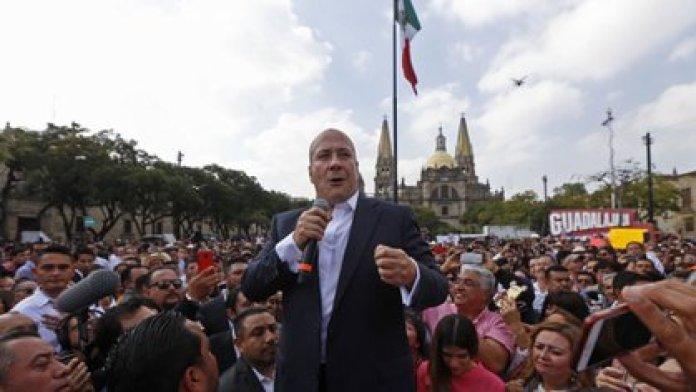 Alfaro gobierna el estado de Jalisco desde diciembre de 2018 (Foto: Cuartoscuro)
