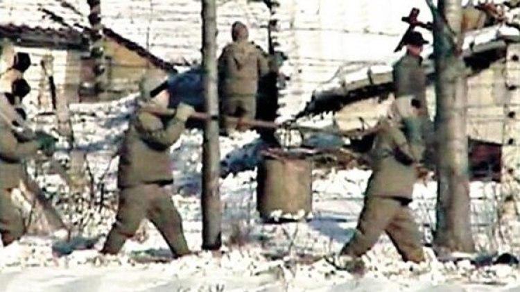 Un campo de concentración norcoreano