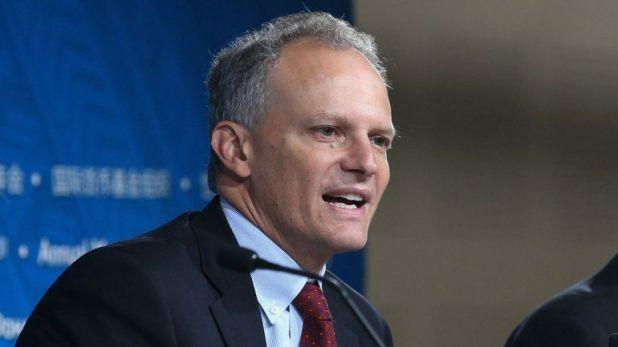 Alejandro Werner, director del Departamento del Hemisferio Occidental del FMI, se encontró semanas atrás con el ex secretario de Finanzas, Guillermo Nielsen, en ese entonces candidato a ser ministro de Economía