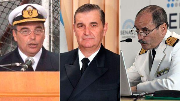 Marcelo Srur, Luis enrique López Mazzeo y Claudio Villamide
