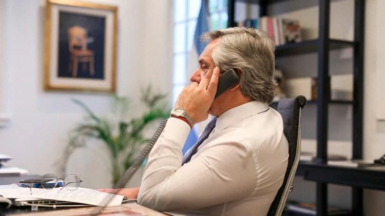 Alberto Fernández mantuvo un conversaciones reservadas con Washington para lograr el aval político internacional a su última oferta destinada a reestructurar la deuda externa