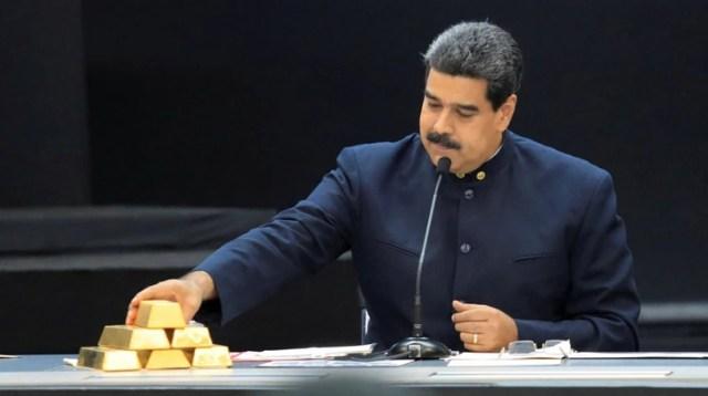 Cada vez son más los casos de aviones y buques interceptados con oro o droga procedentes de Venezuela (REUTERS/Marco Bello/File Photo)