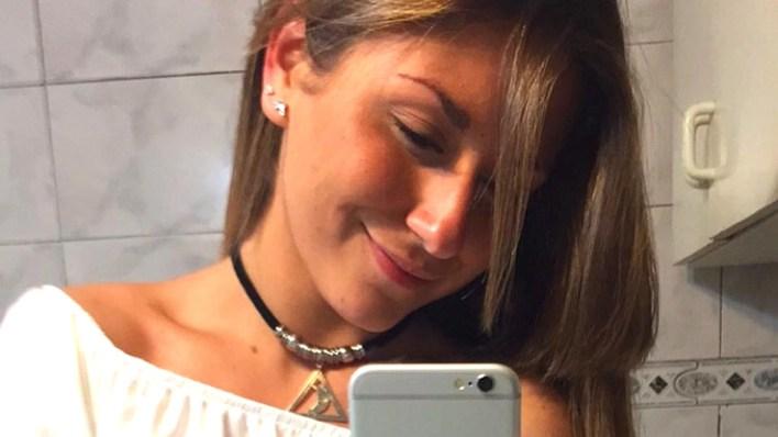 Pilar Riesco Femicidio en Pompeya