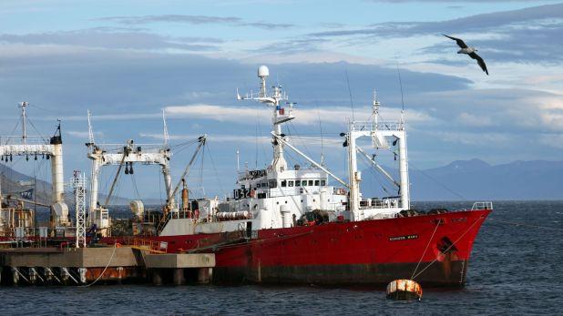 El Grupo también está en el negocio pesquero por medio de Newsan Food