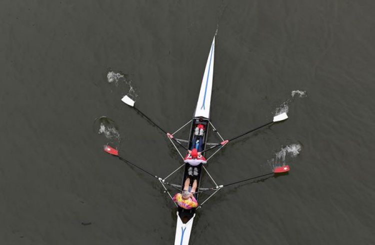 La mayoría de las mujeres afirman que es una actividad atlética muy desafiante (The Washington Post photo / Matt McClain)