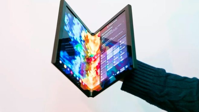 Concept Ori, el prototipo plegable de Dellces 2020