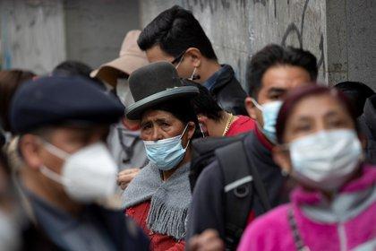 Los bolivianos votarán este domingo 18 de octubre para elegir un nuevo presidente luego de un año convulsionado tras la renuncia de Evo Morales, en medio de acusaciones de fraude en los comicios en los que buscaba una nueva reelección (EFE/Jodson Alves/Archivo)