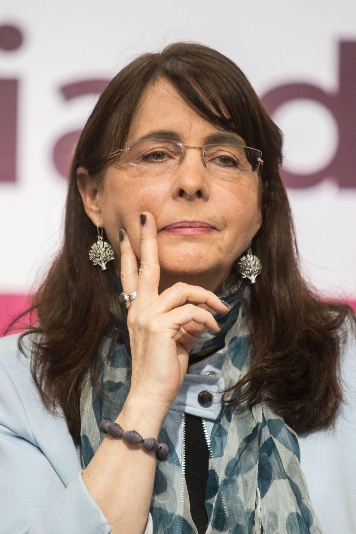 María Elena Álvarez-Buylla es la directora de Conacyt (Foto: cuartoscuro)