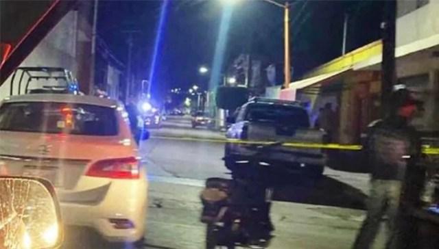En menos de dos horas, siete personas fueron asesinados en Guanjuato (Foto: Twitter)