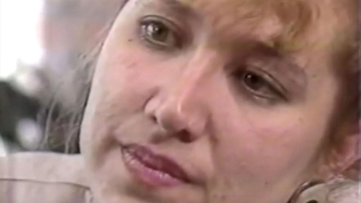 Sara Aldrete en una de sus últimas entrevistas.
